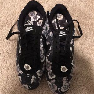 Nike floral Cortez - size 10